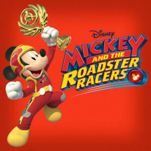 Disney Mickey and the Roadster Racers
